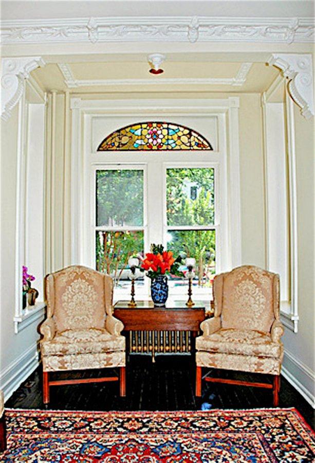 Gessford Interior 1A-2