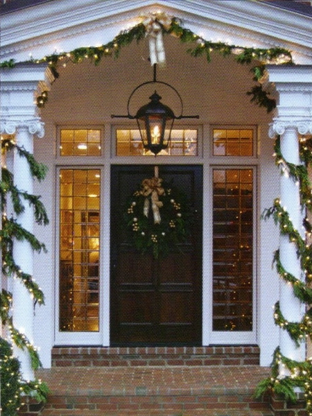 McCormick Front Door Entryway and Sidelights