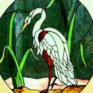 Crane in Nature