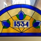 Edwardian Address Transom