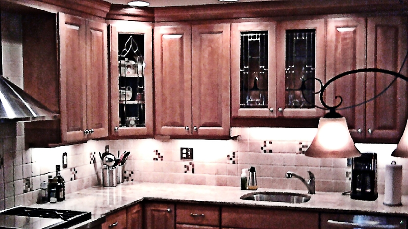 Beveled Glass Kitchen Cabinet Panels Mclean Stained Glass Studios