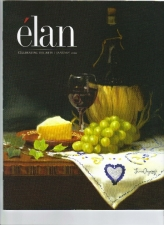 Elan Magazine cover