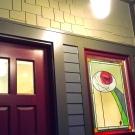 Rose Woman - Exterior