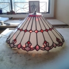 Lamp REPAIRED in studio