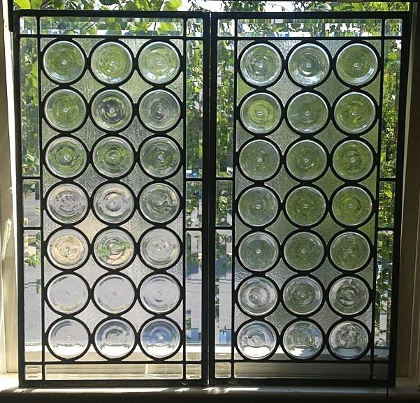 Rondel Window Panels