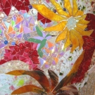 Wildflowers of Golden Light - Detail