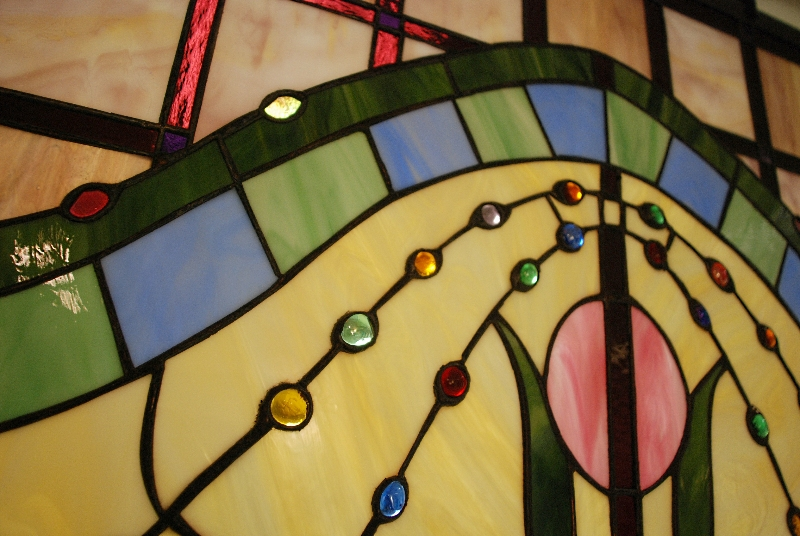 Victorian Panel Detail