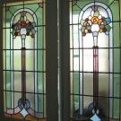 Art Nouveau Door Panels