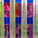 Arts & Crafts Entry door panels 2
