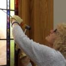 Pam removing broken panels