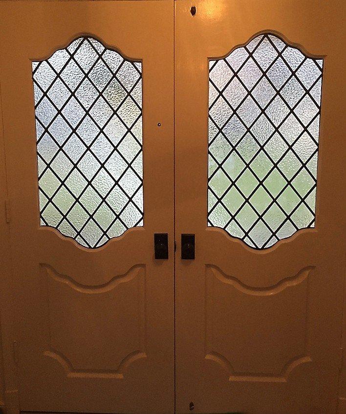 Restoration Classic Tudor Diamonds interior