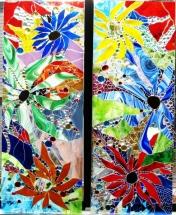 Wildflowers Panel
