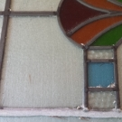 Art Deco Panel Before
