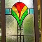 Restored Art Deco Panel