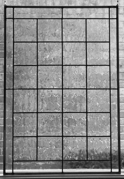 grid-pattern-leaded-glass