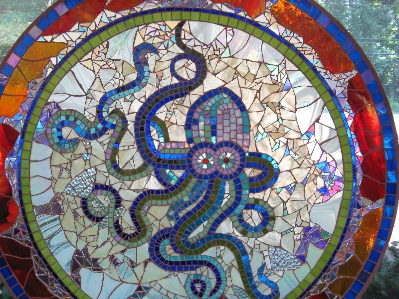 Octopus - Detail